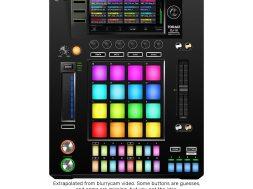 Pioneer DJS-1000, imágenes del prototipo de la nueva gama de CDJs