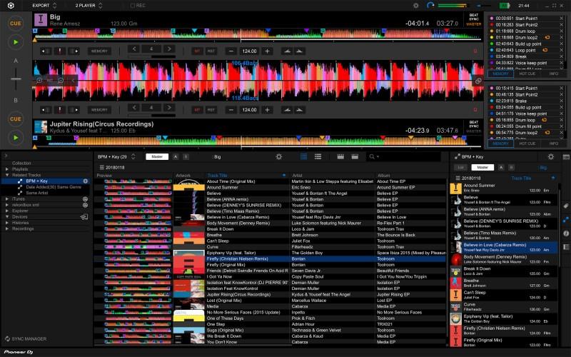 rekordbox510_RelatedTracks_Export_RGB