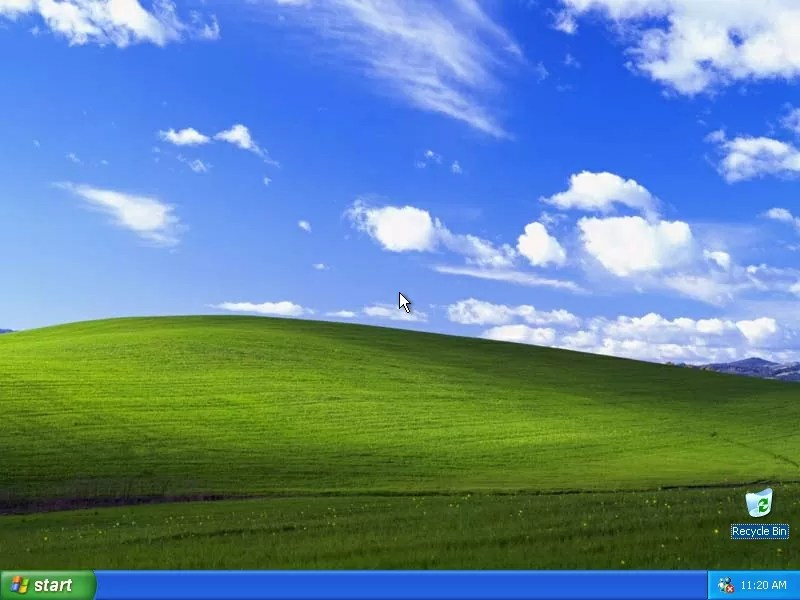 Fim do reinado do Windows XP