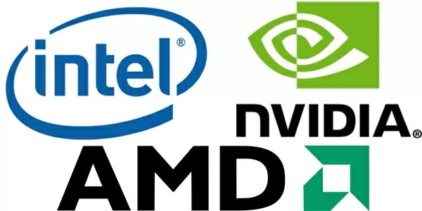 Intel vs AMD vs Nvidia