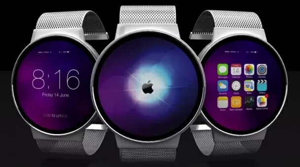 O iWatch da Apple poderá ter Facebook