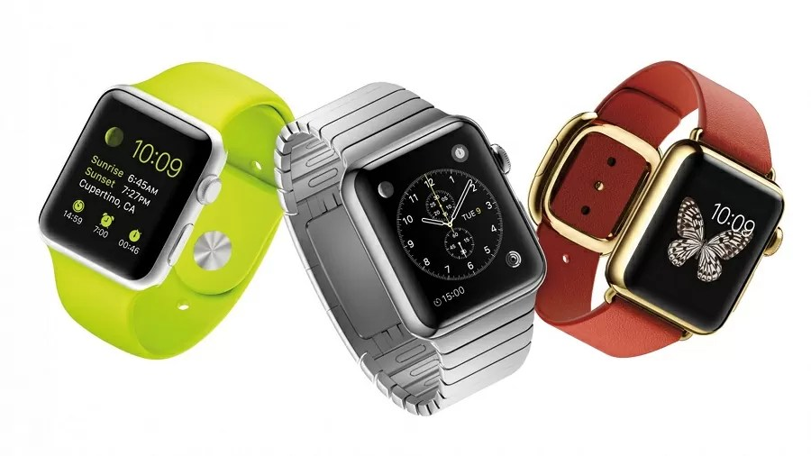 Apple Watch, Apple Watch Sport, Apple Watch Edition design