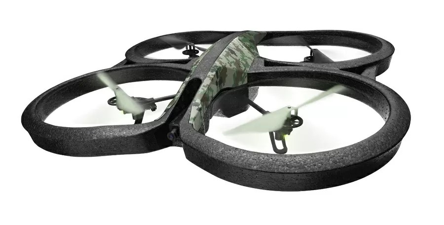 Parrot AR.Drone 2.0 Elite Edition Quadricopter