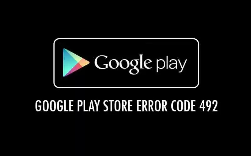 Erro 492 Google Play Store Como Resolver