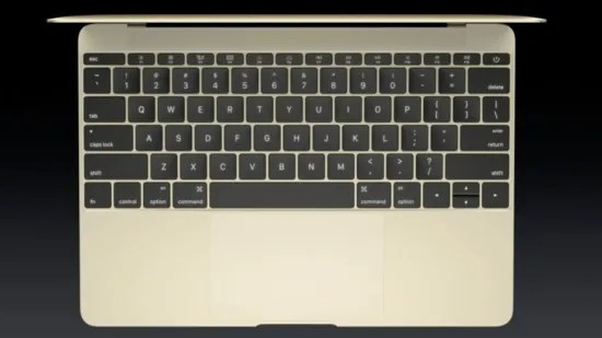 nuevo macbook de apple