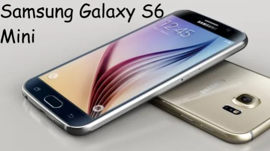 teléfono-Galaxy- Mini -S6