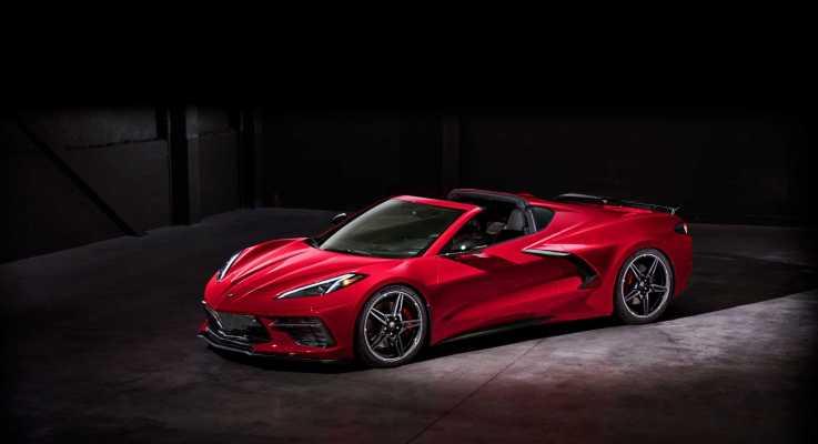 Así es el Chevrolet Corvette 2020 y cuesta menos de US$60,000