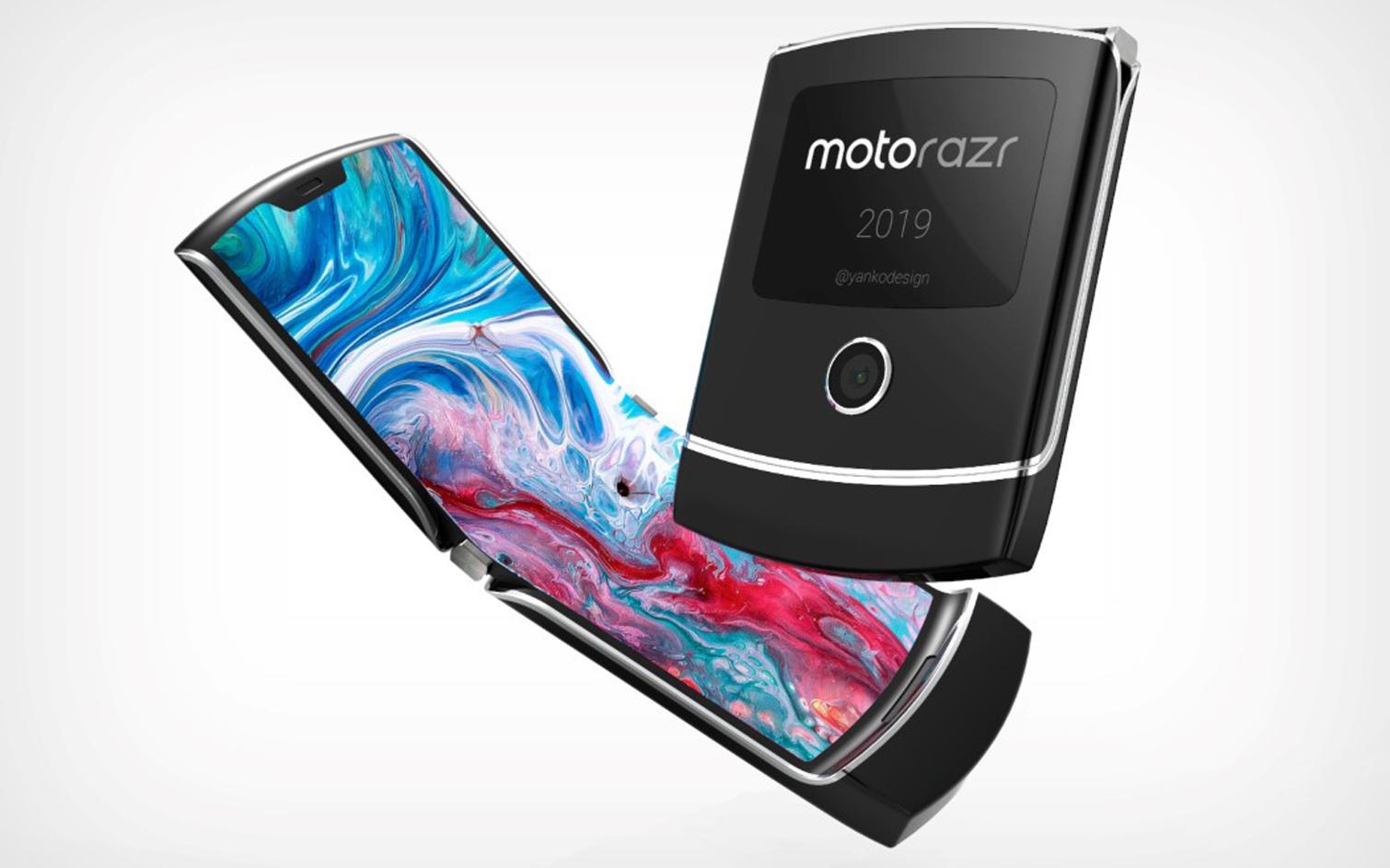 nuevo Motorola Razr