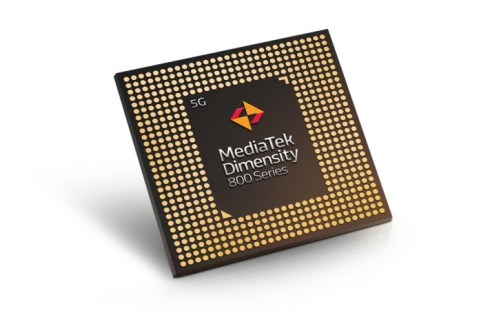 chipsets Dimensity 800