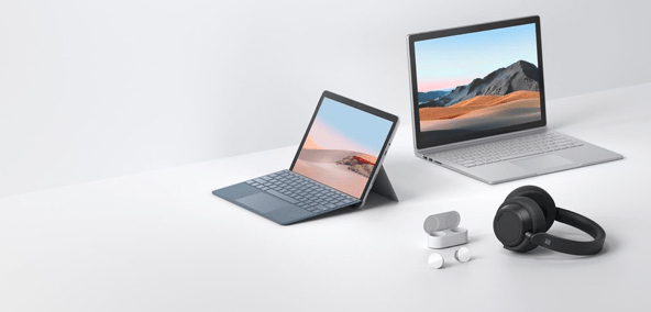 Microsoft Presenta Surface Go 2, Surface Book 3, Surface Headphones 2 y Surface Earbuds