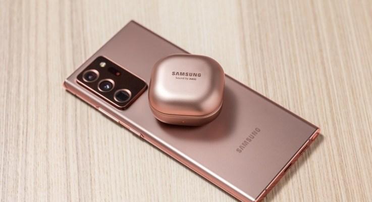 Súper oferta de preventa de la nueva serie Galaxy Note20