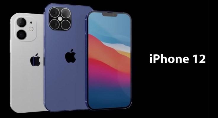 Así luciría un iPhone 12, totalmente renovado