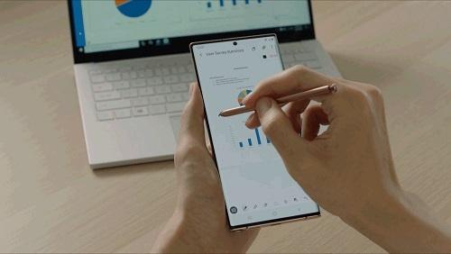 Samsung y Microsoft: cinco funciones para aumentar la productividad