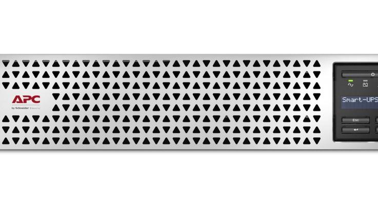 Schneider Electric anuncia un nuevo Smart-UPS de corta profundidad con iones de litio