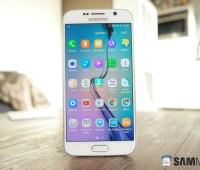 Samsung Galaxy S6 recibe actualización a Android 6.0 Marshmallow