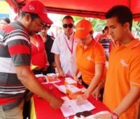 Movilnet realizó jornadas de ventas de equipos telefónicos en Caracas