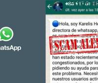 CUIDADO: No caigas en la nueva estafa con WhatsApp
