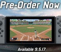 RBI Baseball 2017 llega a Nintendo Switch en septiembre (Reserva abierta)