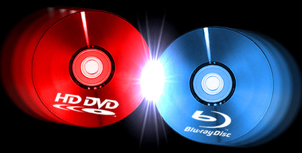 HDDVD E BLURAY