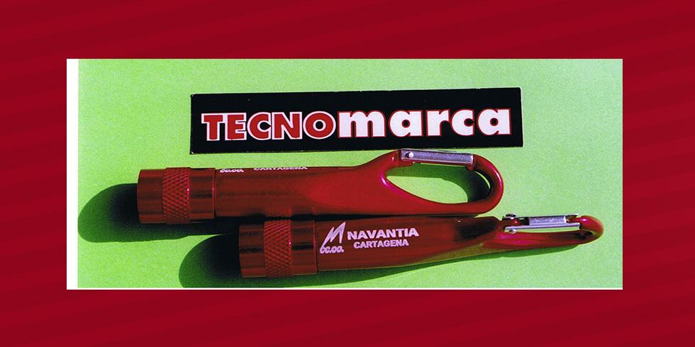 grabado láser aluminio Navantia