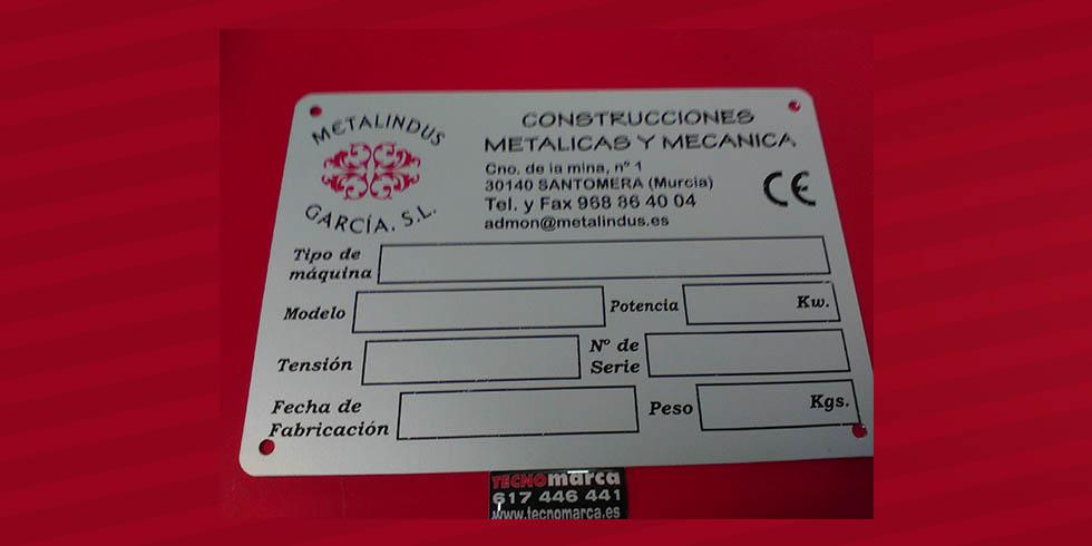 Placa CE_Metalindus García