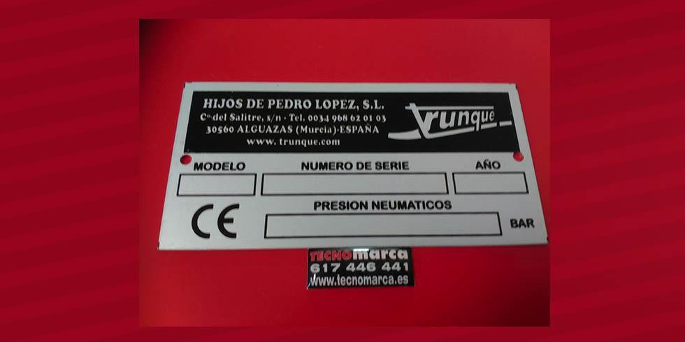 Placa CE_Trunque