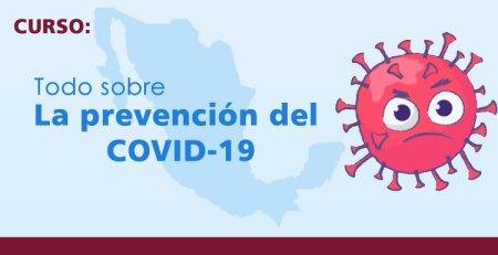 Curso todo sobre la prevención del COVID-19
