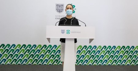 Premio Nobel Mario Molina recomienda a AMLO usar cubrebocas en giras