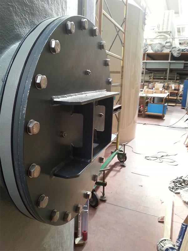 Industrial Tank Accessories Plating Barrels Tank Vents