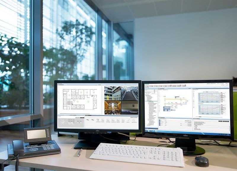 Edificios inteligentes con datos en tiempo real y reduccin energtica  tecnoplc