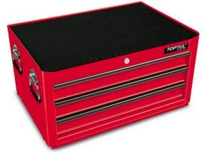 ΕΡΓΑΛΕΙΟΘΗΚΗ 3 ΣΥΡΤΑΡΙΩΝ RED ''GENERAL'' 687x459x360 (Load 680Kg)