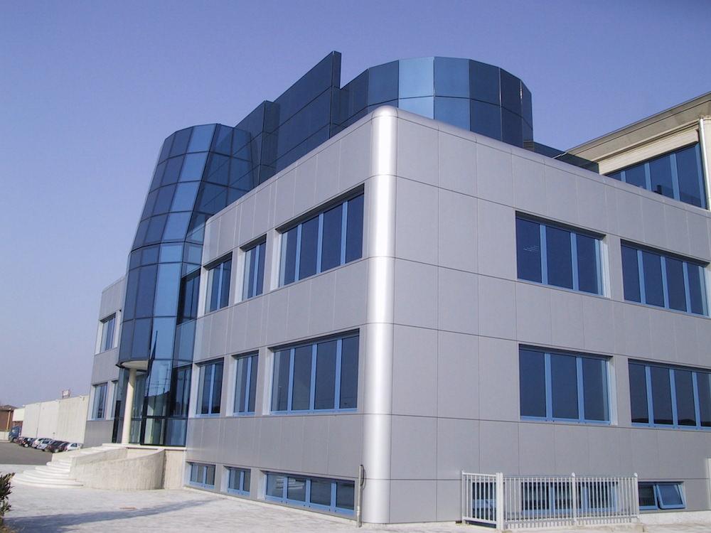Facciate continue strutturali semistrutturali e tradizionali Tecno Pref Brescia