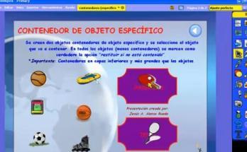 Video Tutoriales de ActivInspire (PDI Promethean) 1ª parte- videotutorial