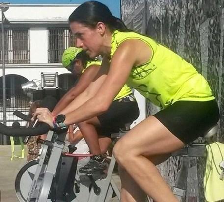 Layné Segovia Instructora SPINNING