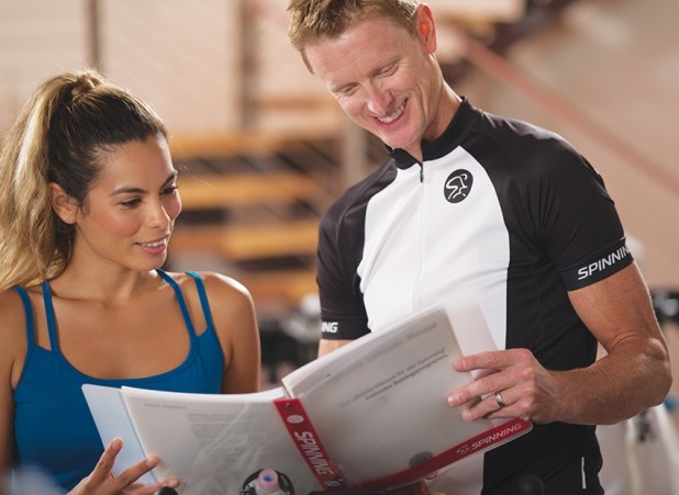 Tecnosports Support for Official Spinning Centers