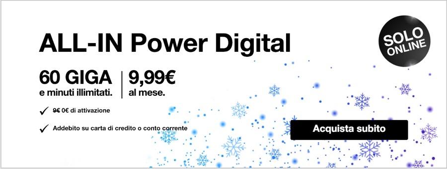 ALL-IN Power Digital