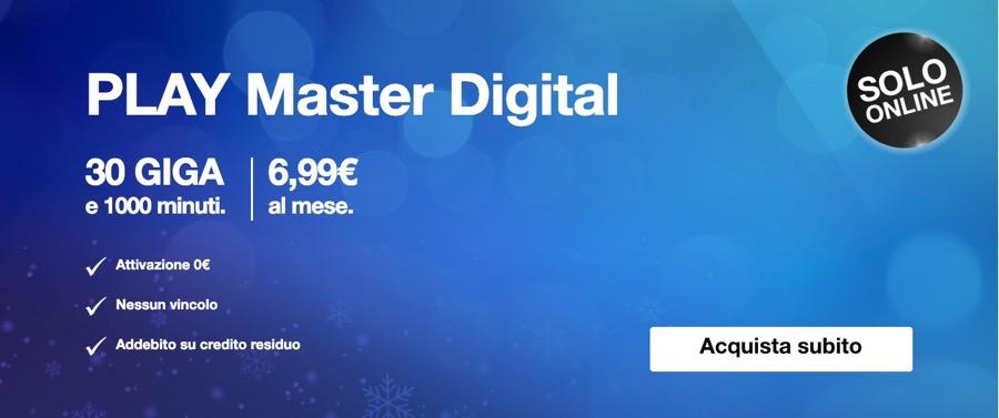 Play Master digital