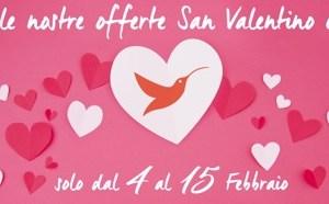 Optima offerte San Valentino