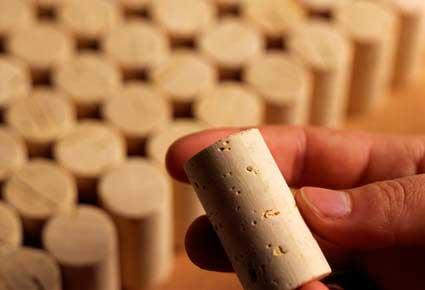 Tecnovino tapon de corcho vino ElijoCorcho