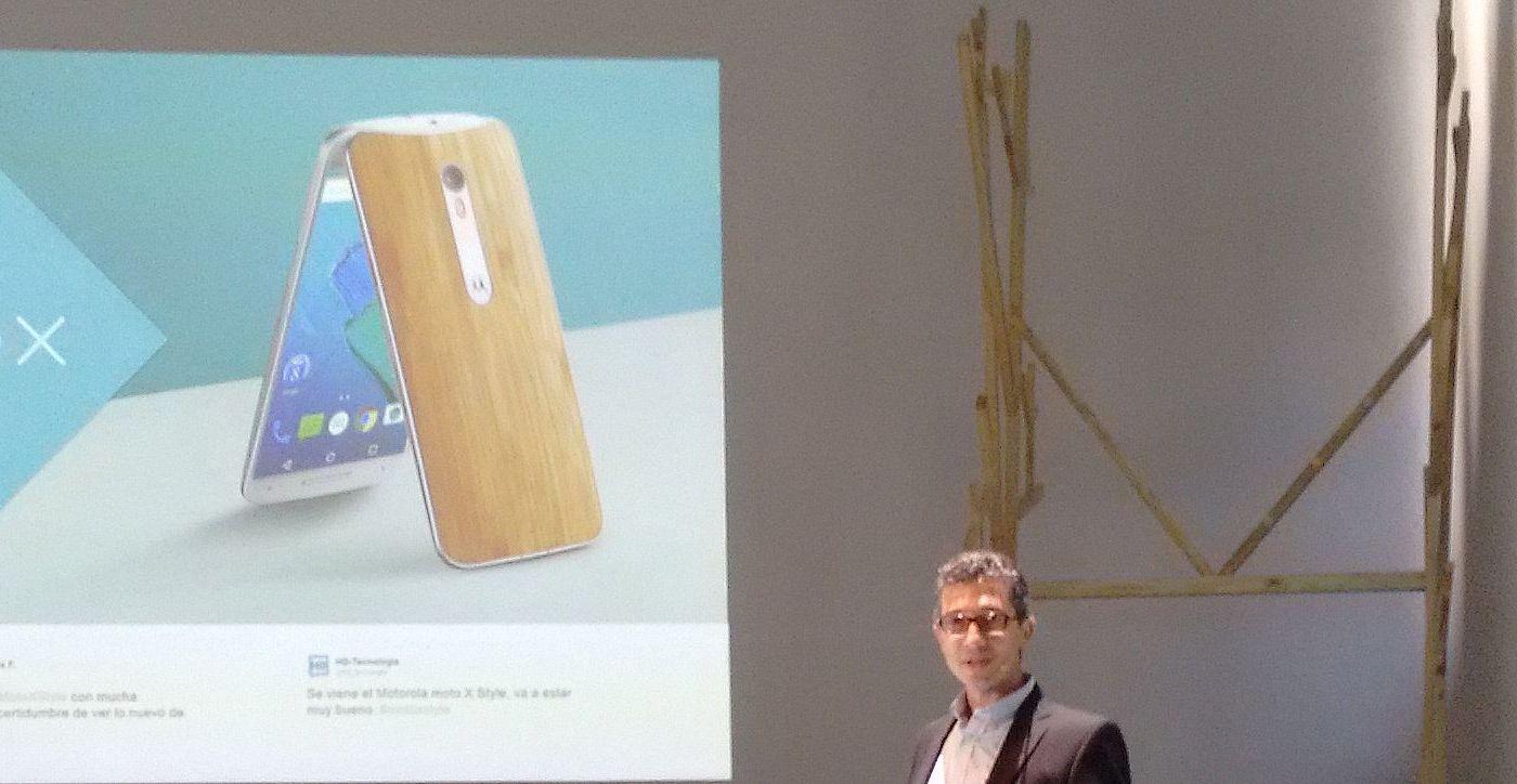 Moto X Style: más que selfies, groupies (je)
