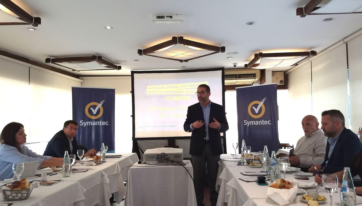 Reporte 2018 de Symantec: Somos 2° país en Latinoamérica… en phishing
