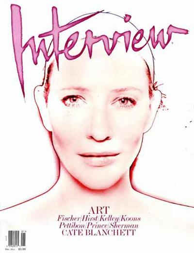 Cate Blanchett - Inteview Dec/Jan 09