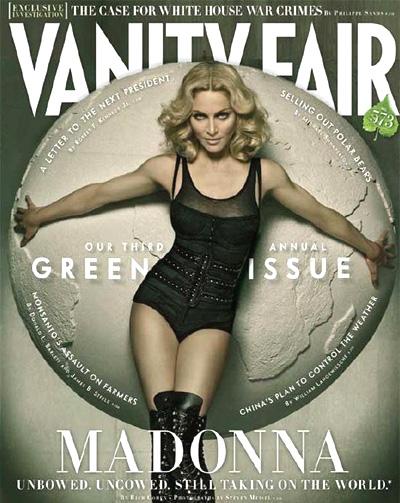 Madonna - Vanity Fair