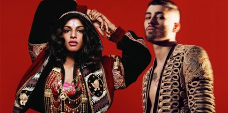 M.I.A. & Zayn Malik