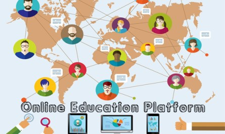 Online-Education-Platform
