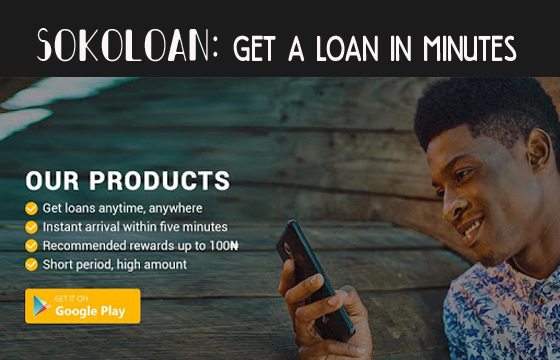 Sokoloan – Get a Loan in Minutes | Download Sokoloan App