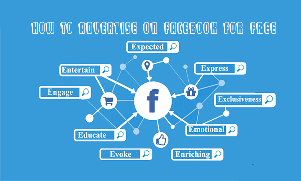 How to Advertise on Facebook for Free – Free Advertising on Facebook