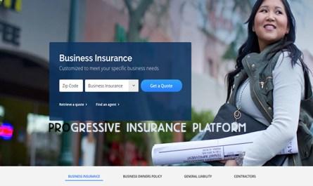 Progressive Insurance Platform