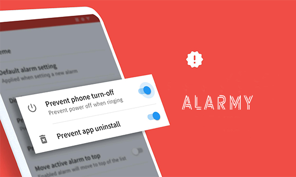 Alarmy (Sleep If U Can) – Alarm Clock with Missions & Loud Ringtones