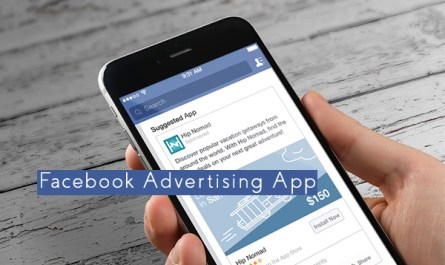 Facebook Advertising App